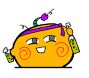 oshimaru2 sticker #575406