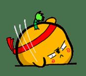 oshimaru2 sticker #575417