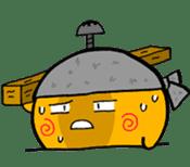oshimaru2 sticker #575420