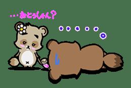 KIYO-DANUKI -KIYOSHI THE RACCOON DOG- sticker #576272