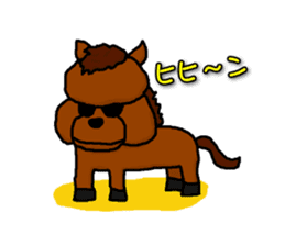 Teku the Poodle Part3 sticker #576428