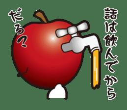 Apple Sprit sticker #577169