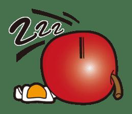 Apple Sprit sticker #577172
