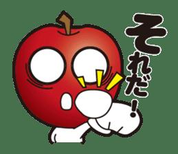 Apple Sprit sticker #577173