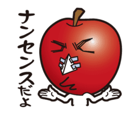 Apple Sprit sticker #577192