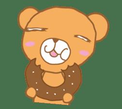 Kuma chan stamp sticker #577605