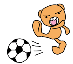 Kuma chan stamp sticker #577613