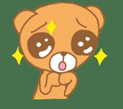 Kuma chan stamp sticker #577628