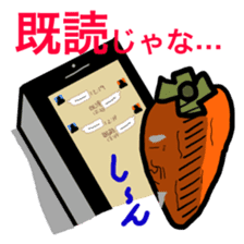 Grandfather of dried persimmon sticker #578947