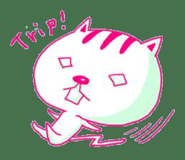 Selfish Cat (English ver.) sticker #579517