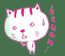 Selfish Cat (English ver.) sticker #579549