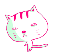 Selfish Cat (English ver.) sticker #579550