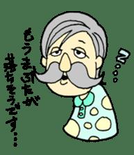 GENTLE MAN sticker #580948