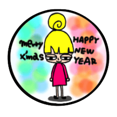 Merry X'mas & Happy New Year