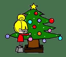 Merry X'mas & Happy New Year sticker #582075
