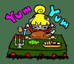 Merry X'mas & Happy New Year sticker #582077