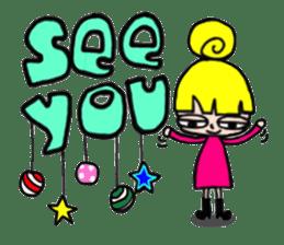 Merry X'mas & Happy New Year sticker #582087