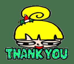 Merry X'mas & Happy New Year sticker #582088
