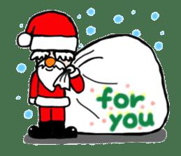 Merry X'mas & Happy New Year sticker #582091
