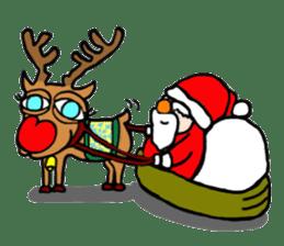 Merry X'mas & Happy New Year sticker #582092