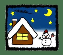 Merry X'mas & Happy New Year sticker #582093