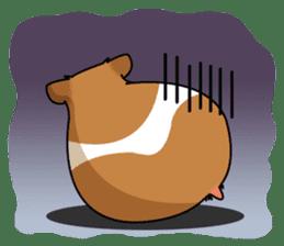 Hamster's assortment sticker #582198