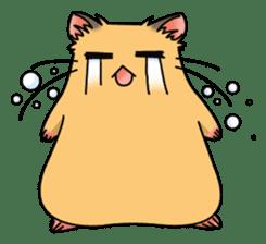 Hamster's assortment sticker #582207