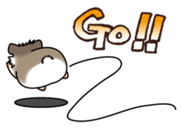 Hamster's assortment sticker #582210