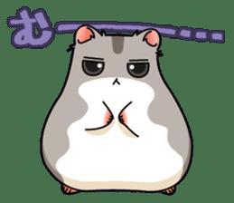 Hamster's assortment sticker #582221