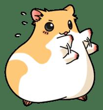 Hamster's assortment sticker #582224