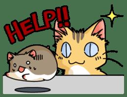 Hamster's assortment sticker #582227