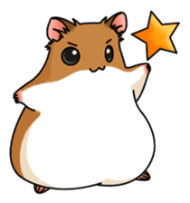 Hamster's assortment sticker #582228