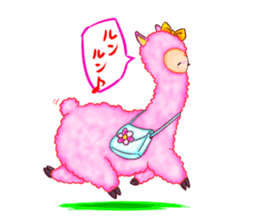 ALPACouple! sticker #582582