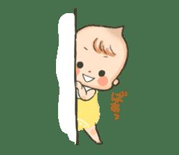 365 days of a baby sticker #583122
