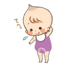 365 days of a baby sticker #583127