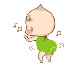 365 days of a baby sticker #583128