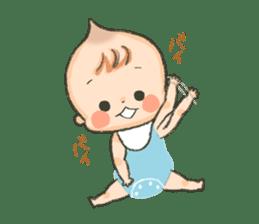 365 days of a baby sticker #583132