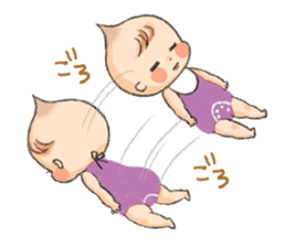 365 days of a baby sticker #583135