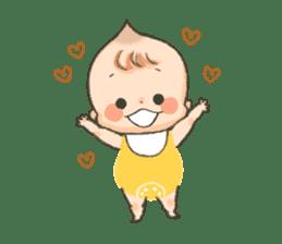365 days of a baby sticker #583139