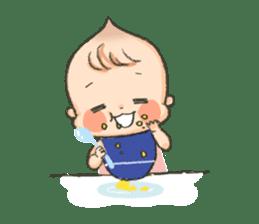 365 days of a baby sticker #583140