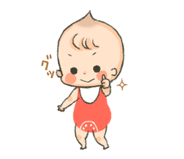365 days of a baby sticker #583146