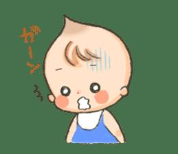 365 days of a baby sticker #583149