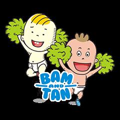 Bam & Tan: Lets Play