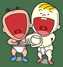 Bam & Tan: Lets Play sticker #583317