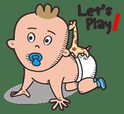 Bam & Tan: Lets Play sticker #583333