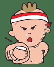 Bam & Tan: Lets Play sticker #583341