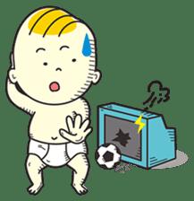 Bam & Tan: Lets Play sticker #583342