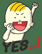 Bam & Tan: Lets Play sticker #583347