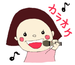 ecochan sticker #583424