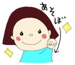 ecochan sticker #583430